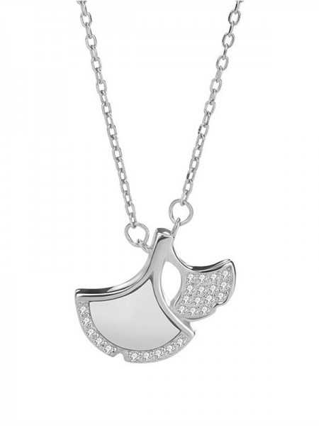 Fashion 925 Sterling Silver Necklaces