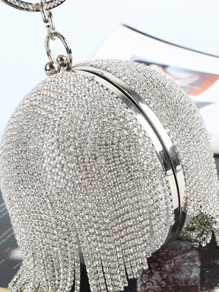 Charming Rhinestone Handbags